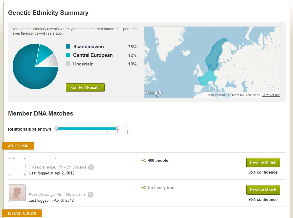 Problems with ancestrydna s genetic ethnicity prediction for Where to go for dna testing
