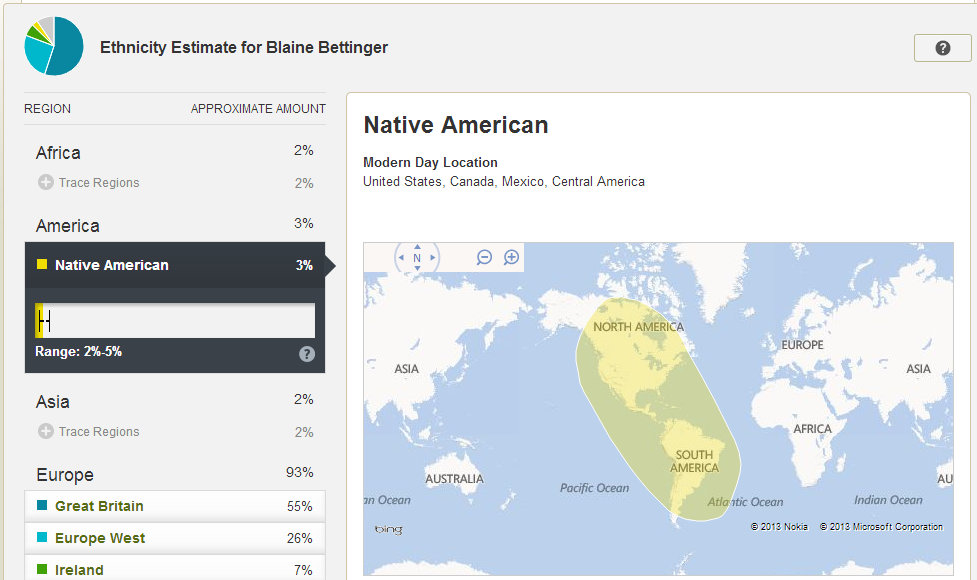 AncestryDNA Launches New Ethnicity Estimate - The Genetic Genealogist